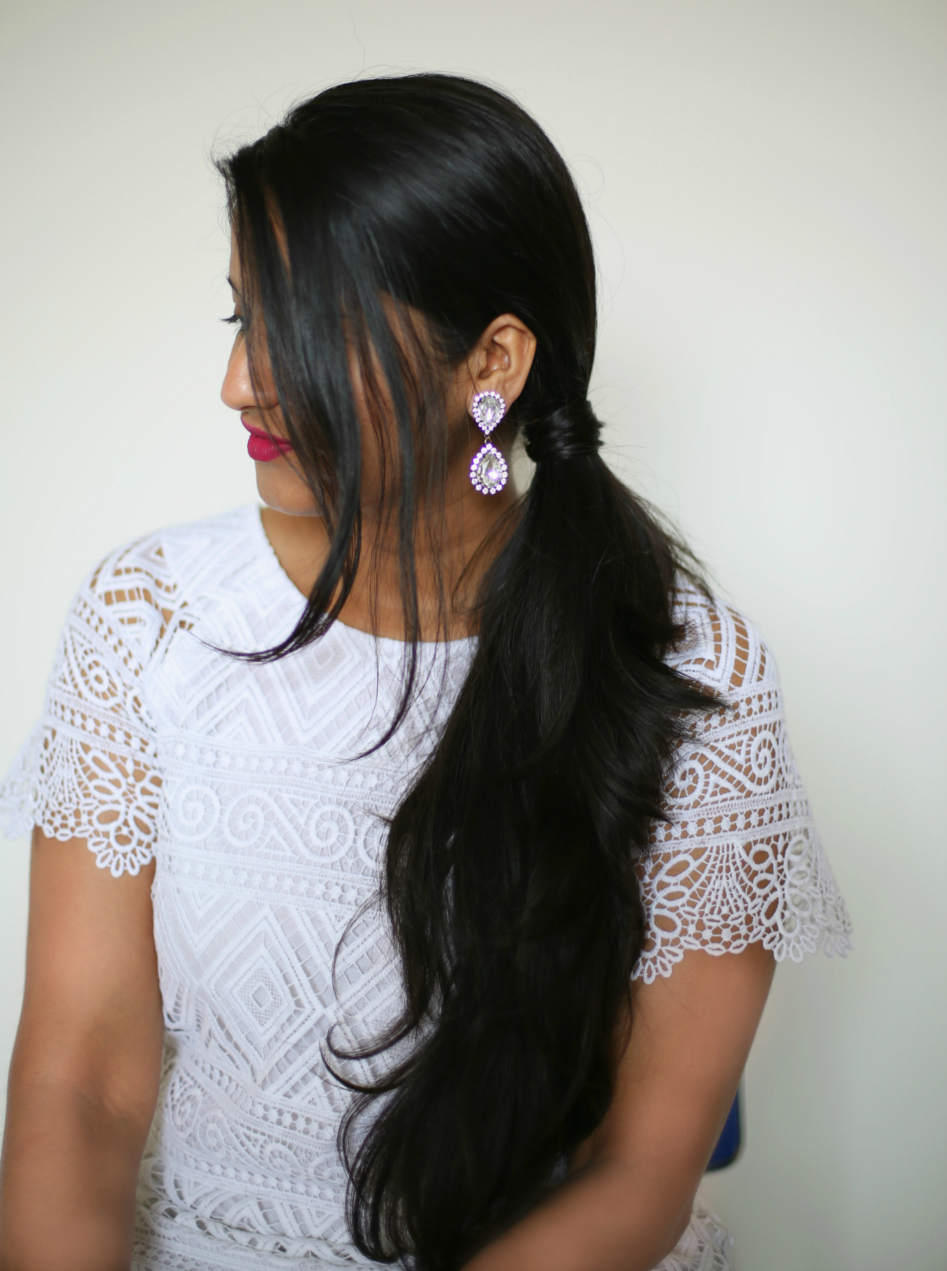 2 Easy Summer Hairstyles Using Straighter