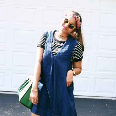 how-to-style-a-pinafore-dress