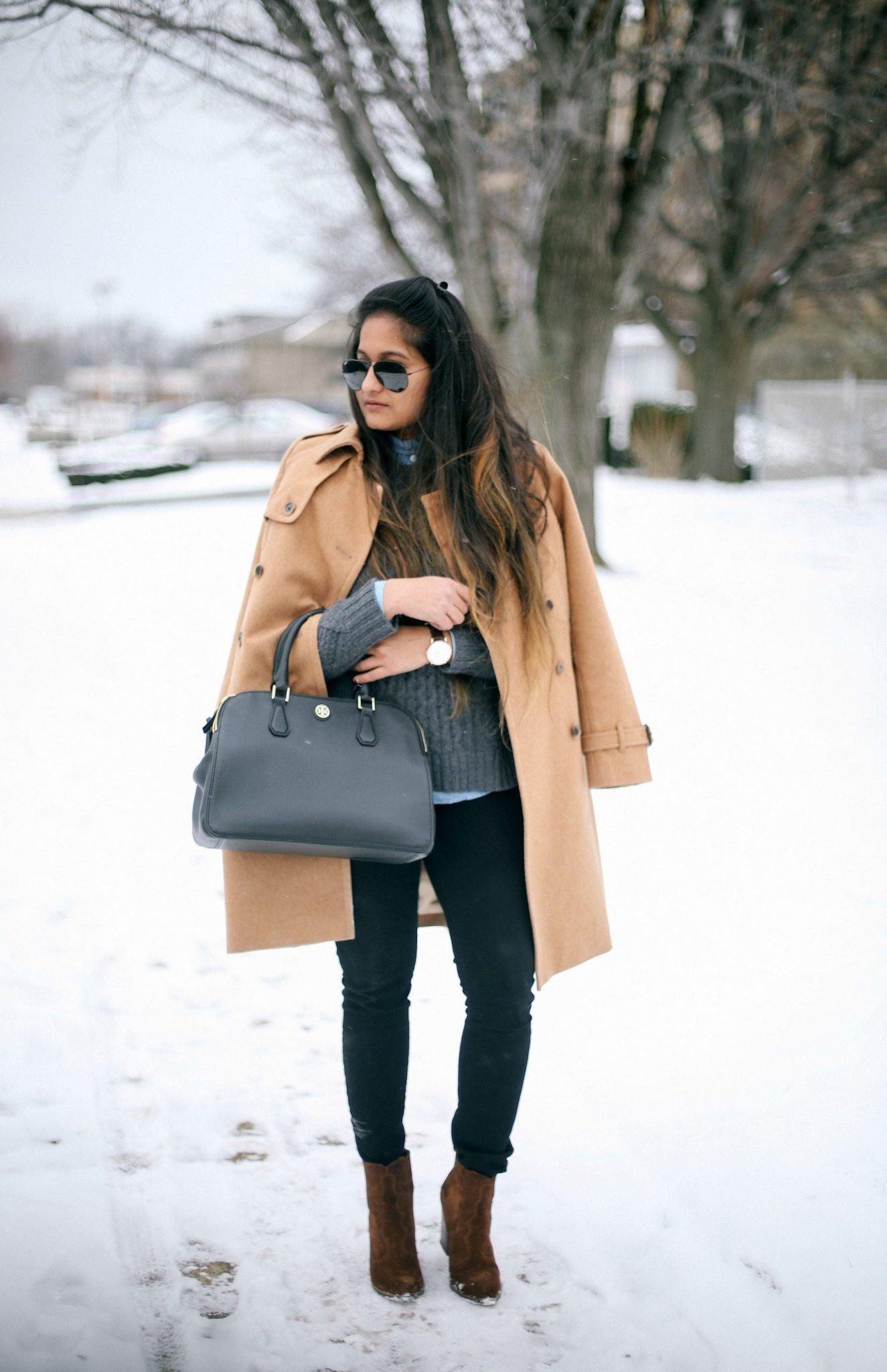 5-neutral-layering-combinations-you-should-try - 6 Winter Neutral Color Combinations featured by popular Ohio modest fashion blogger, Dreaming Loud