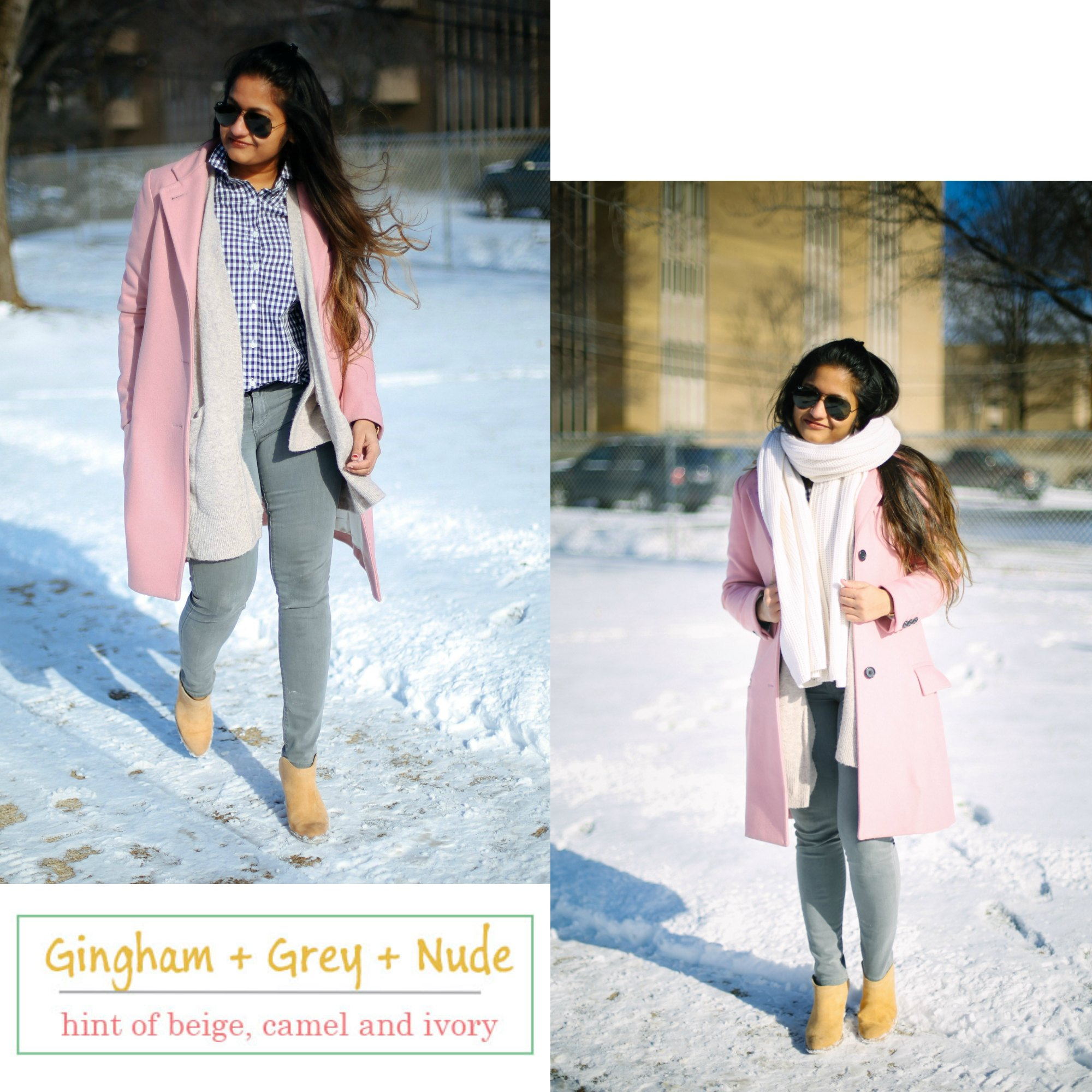6-winter-neutral-color-combinations-you-should-try-1 - 6 Winter Neutral Color Combinations featured by popular Ohio modest fashion blogger, Dreaming Loud