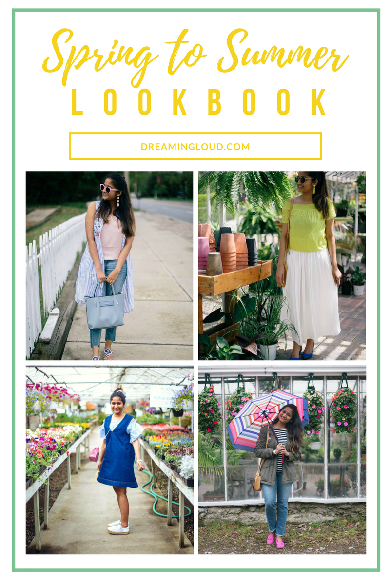 Spring-to-summer-transitional-look-book - Spring to Summer Instagram Outfits featured by popular Ohio modest fashion blogger, Dreaming Loud