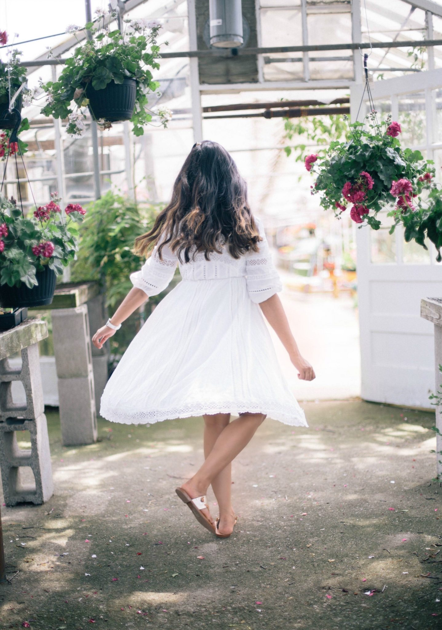 anthropologie-ERI-ALI-GUSTAVIA-DRESS-3 - Best Of 4th Of July Sales featured by popular Ohio style blogger, Dreaming Loud