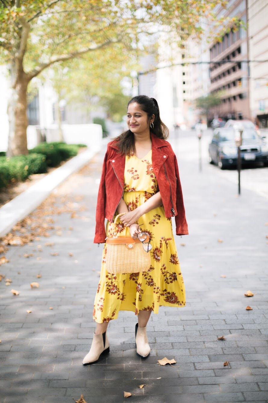 Fall-wardrobe-essentials-and-trends-2017-under-50-dreaming-loud-1 - Fall Essentials & Trends featured by popular Ohio modest fashion blogger, Dreaming Loud