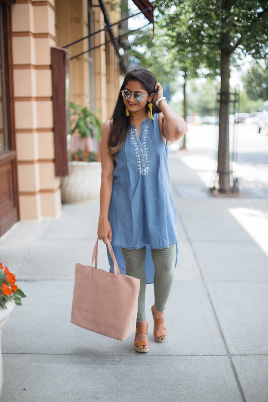 Target-Embroidered-Button-Down-Tunic-Tank-Knox-Rose-5