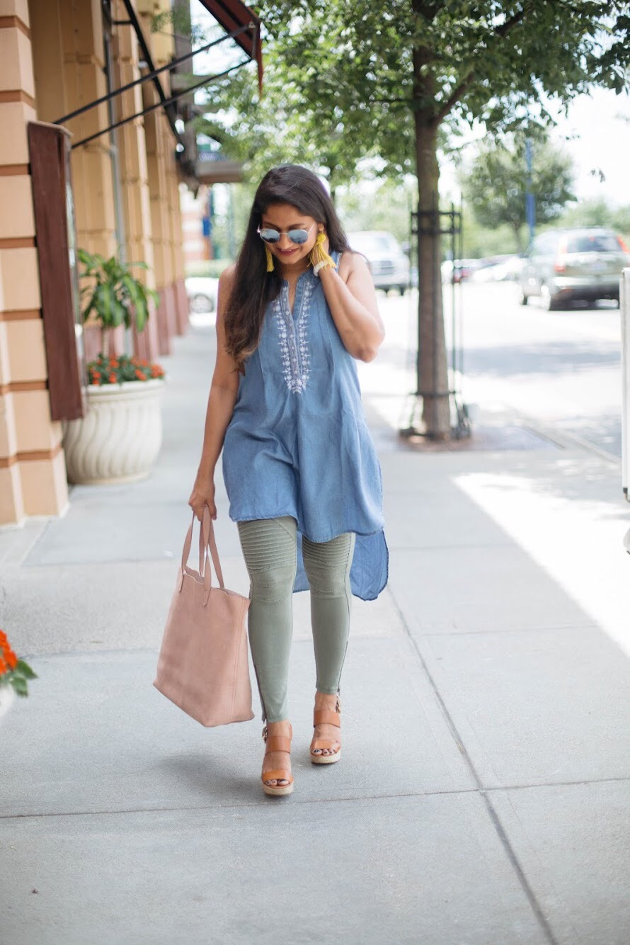 Target-Embroidered-Button-Down-Tunic-Tank-Knox-Rose-6