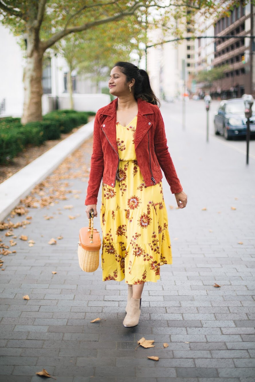 marc-fisher-yale-ltb-boots - Fall Essentials & Trends featured by popular Ohio modest fashion blogger, Dreaming Loud