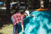 Lifestyle blogger Surekha of Dreaming Loud sharing what to bring with you for a fall camping trip - Fall Camping Checklist featured by popular Ohio lifestyle blogger, Dreaming Loud
