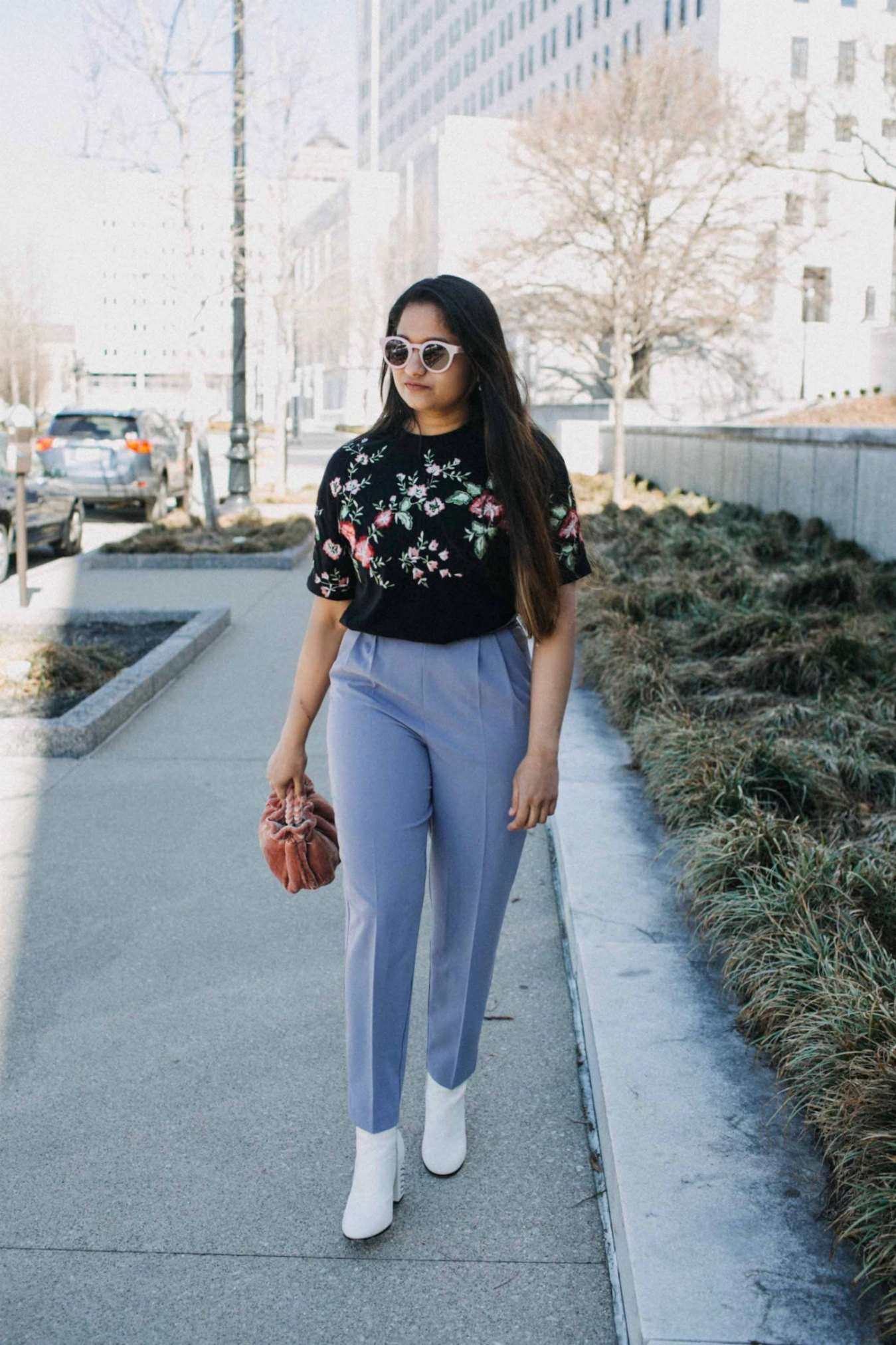 Lifestyle Blog Dreaming Loud sharing 20 Spring Casual chic and trendy outfits - Spring Outfit Ideas featured by popular Ohio modest fashion blogger, Dreaming Loud