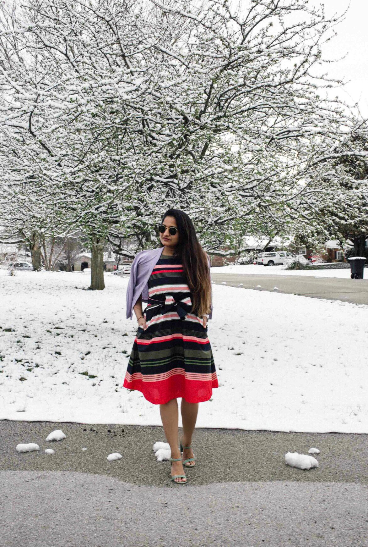 Lifestyle Blog Dreaming Loud sharing Best Tanger Outlet Spring workwear pieces| Tanger Outlet Spring Work Outfits Haul featured by popular Ohio modest fashion blogger, Dreaming Loud