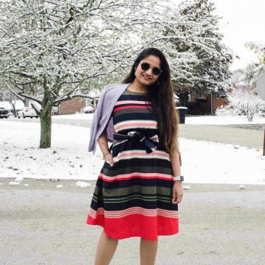 Lifestyle Blog Dreaming Loud sharing Tanger Outlet Spring work wear haul   Tanger Outlet Spring Work Outfits Haul featured by popular Ohio modest fashion blogger, Dreaming Loud
