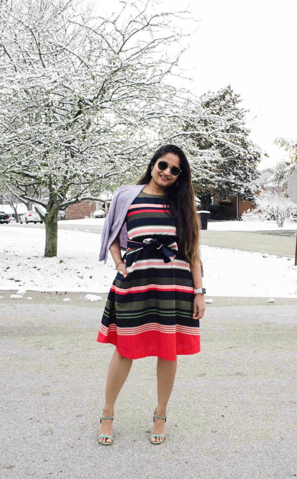 Lifestyle Blog Dreaming Loud sharing Tanger Outlet Spring work wear haul | Tanger Outlet Spring Work Outfits Haul featured by popular Ohio modest fashion blogger, Dreaming Loud