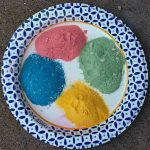 Lifestyle Blog Dreaming Loud sharing how to make natural holi colors at home 4