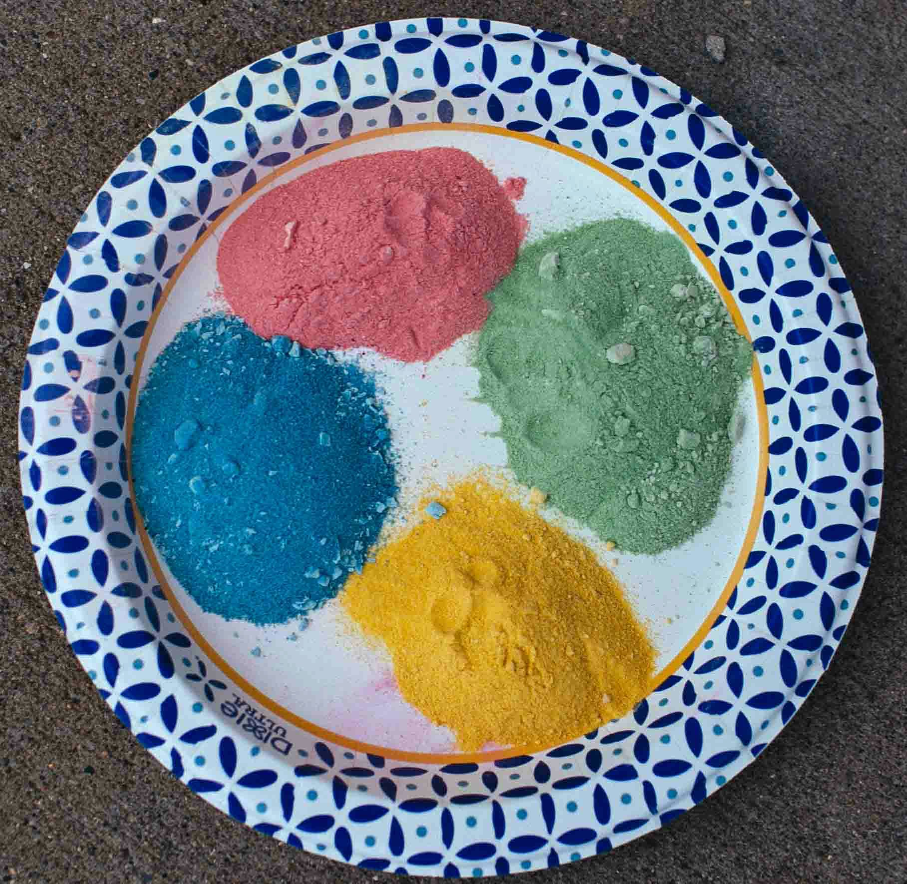 How To Make Natural Holi Colors At Home