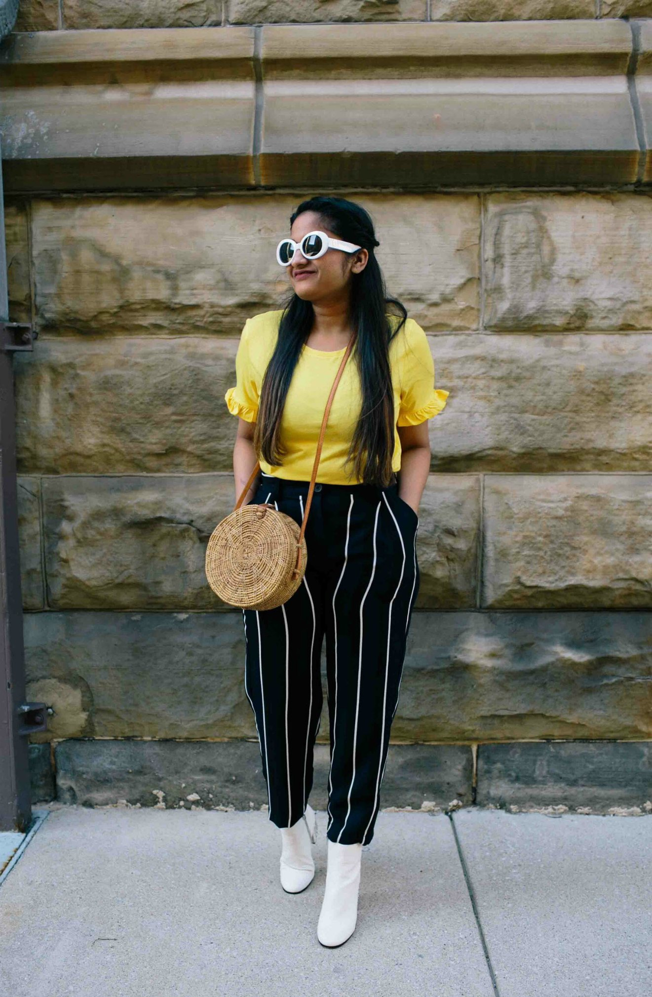 Fashion and Lifestyle blog dreaming loud sharing 2 chic and modest spring outfits from Nakd Fashion
