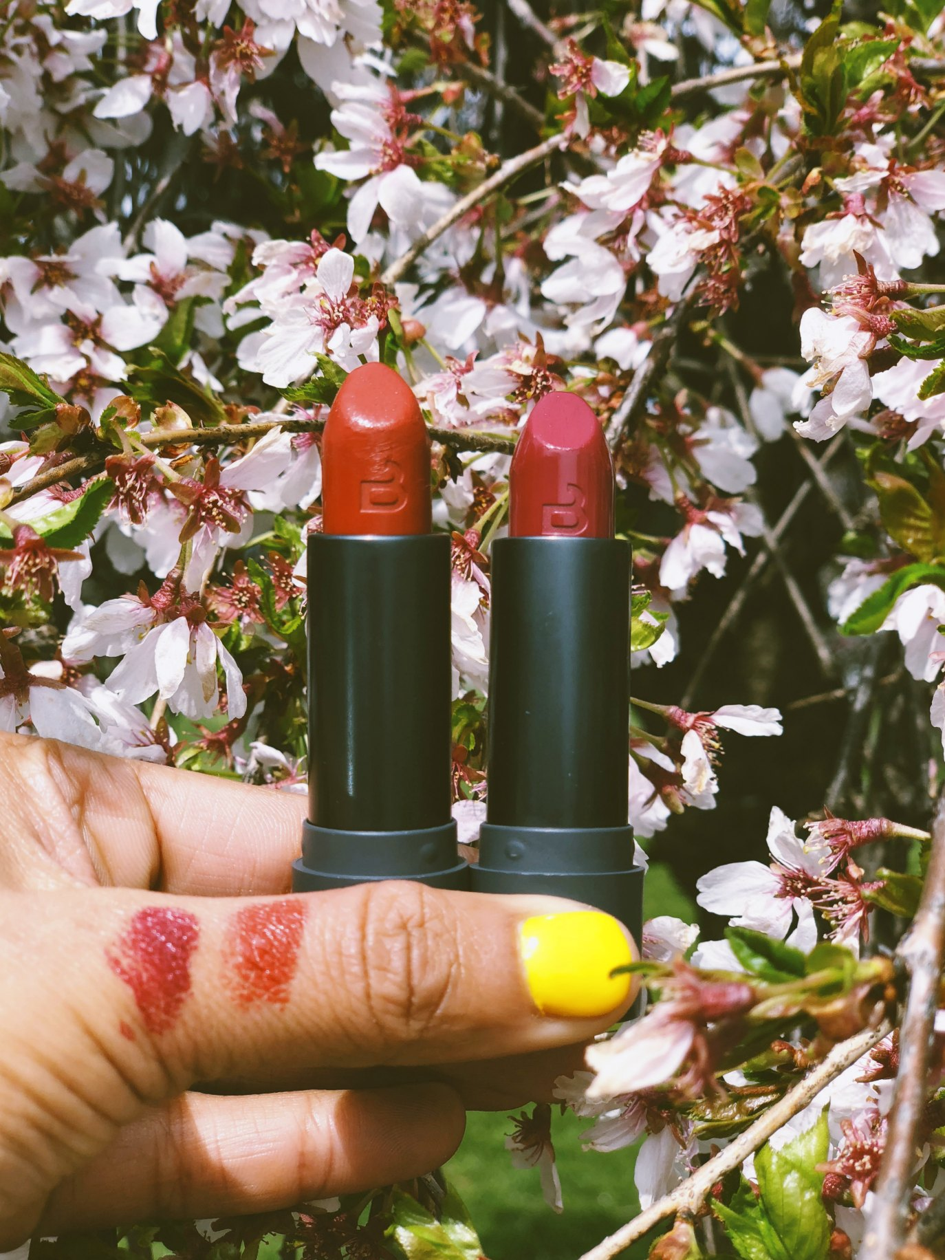 Lifestyle blog dreaming loud sharing Sephora Natural Beauty favorites-BITE BEAUTY Amuse Bouche Lipstick in beetroot and maple - Cruelty Free Beauty Products From Sephora featured by natural beauty blogger, Dreaming Loud