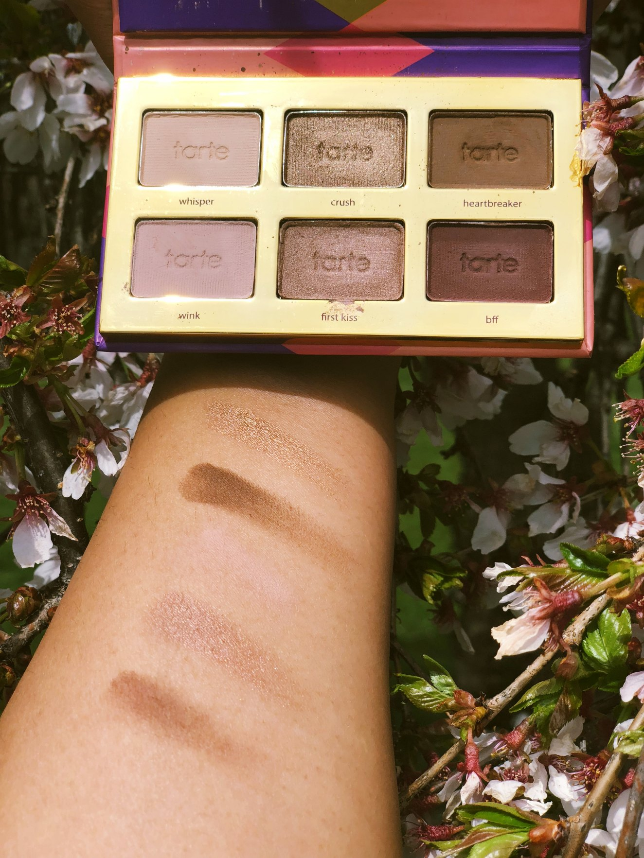 Lifestyle-blog-dreaming-loud-sharing-Sephora-Natural-Beauty-favorites-Tartelette-Tease-eye-palatte - Cruelty Free Beauty Products From Sephora featured by natural beauty blogger, Dreaming Loud