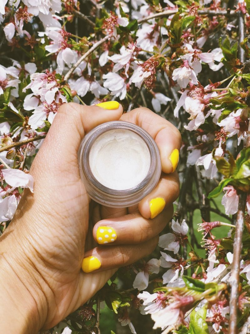 Lifestyle blog dreaming loud sharing Sephora natural beauty favorites- RMS beauty Living Luminizer