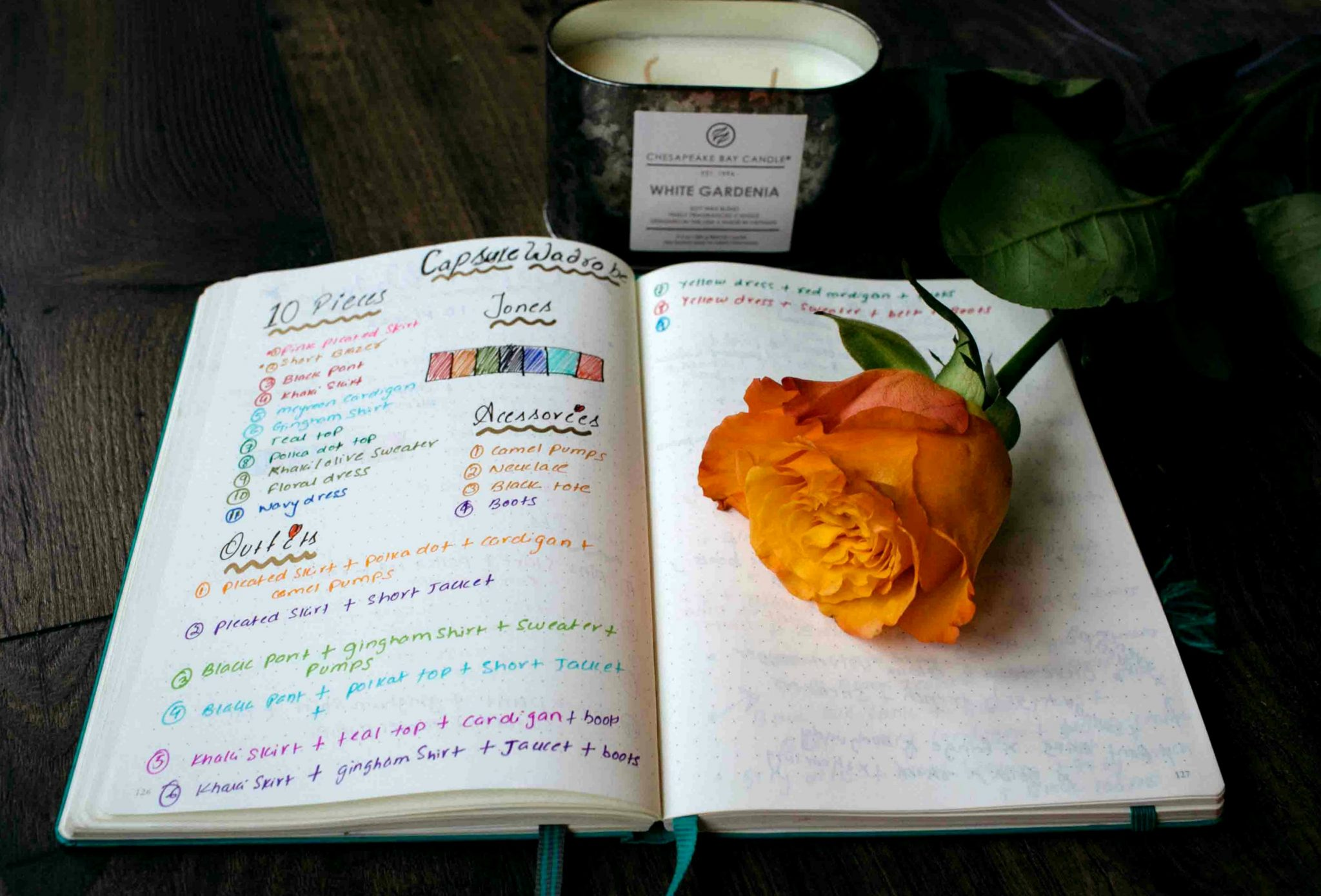 Lifestyle blog dreaming loud sharing how to motivate yourself to work more and harder using Bullet Journal 3 - How to Motivate Yourself When You are Really Not in the Mood featured by popular Ohio lifestyle blogger, Dreaming Loud