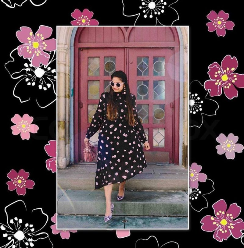 Modest fashion and Lifestyle blog dreaming loud sharing 2 Spring chic and modest outfits from Nakd Fashion