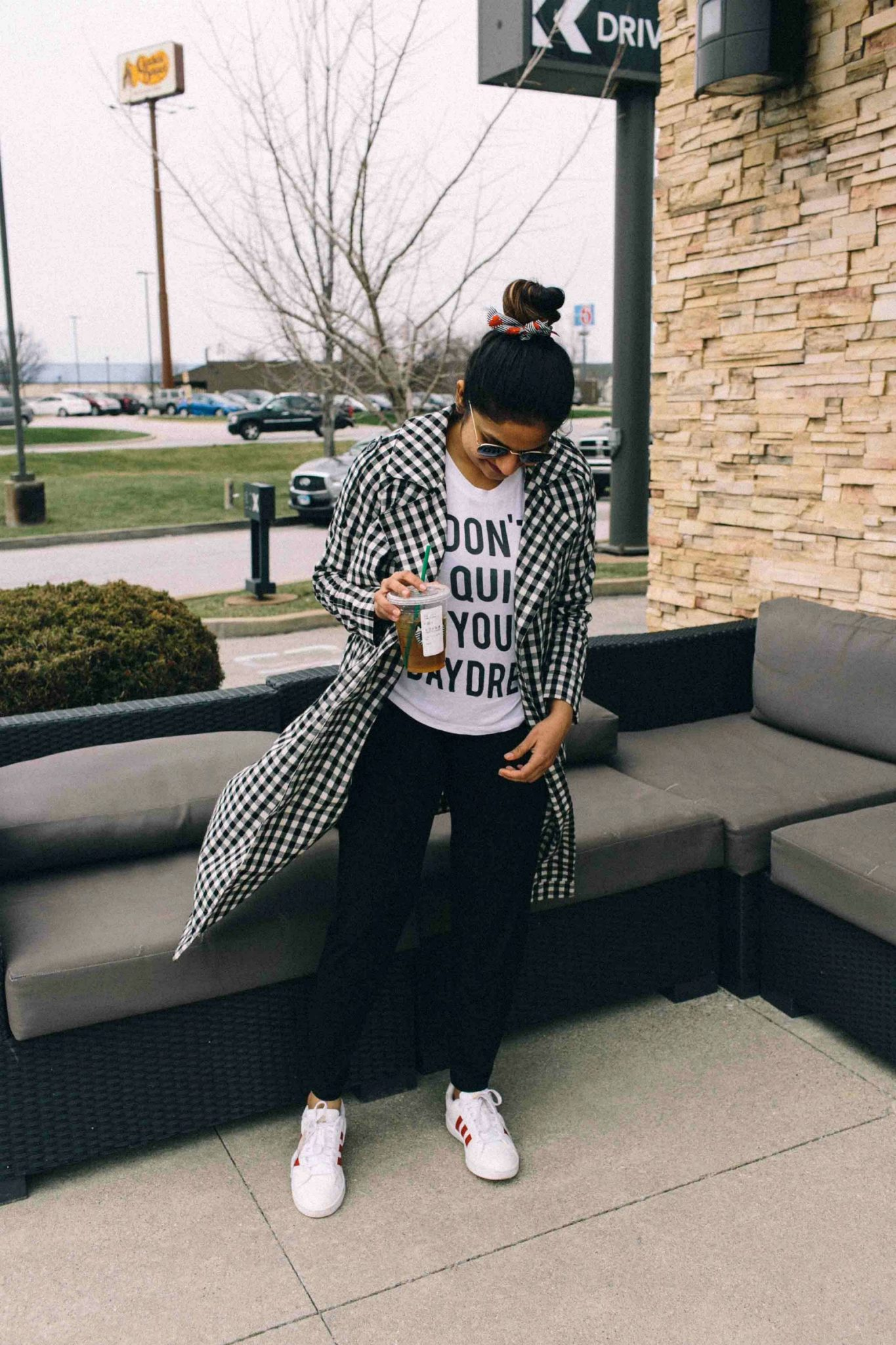 meundies lounge pants-Must Have Spring & Summer Lightweight Jackets featured by popular Ohio modest fashion blogger, Dreaming Loud