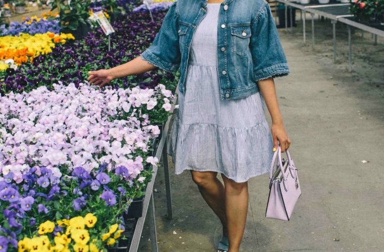 Must Have Spring & Summer Lightweight Jackets featured by popular Ohio modest fashion blogger, Dreaming Loud
