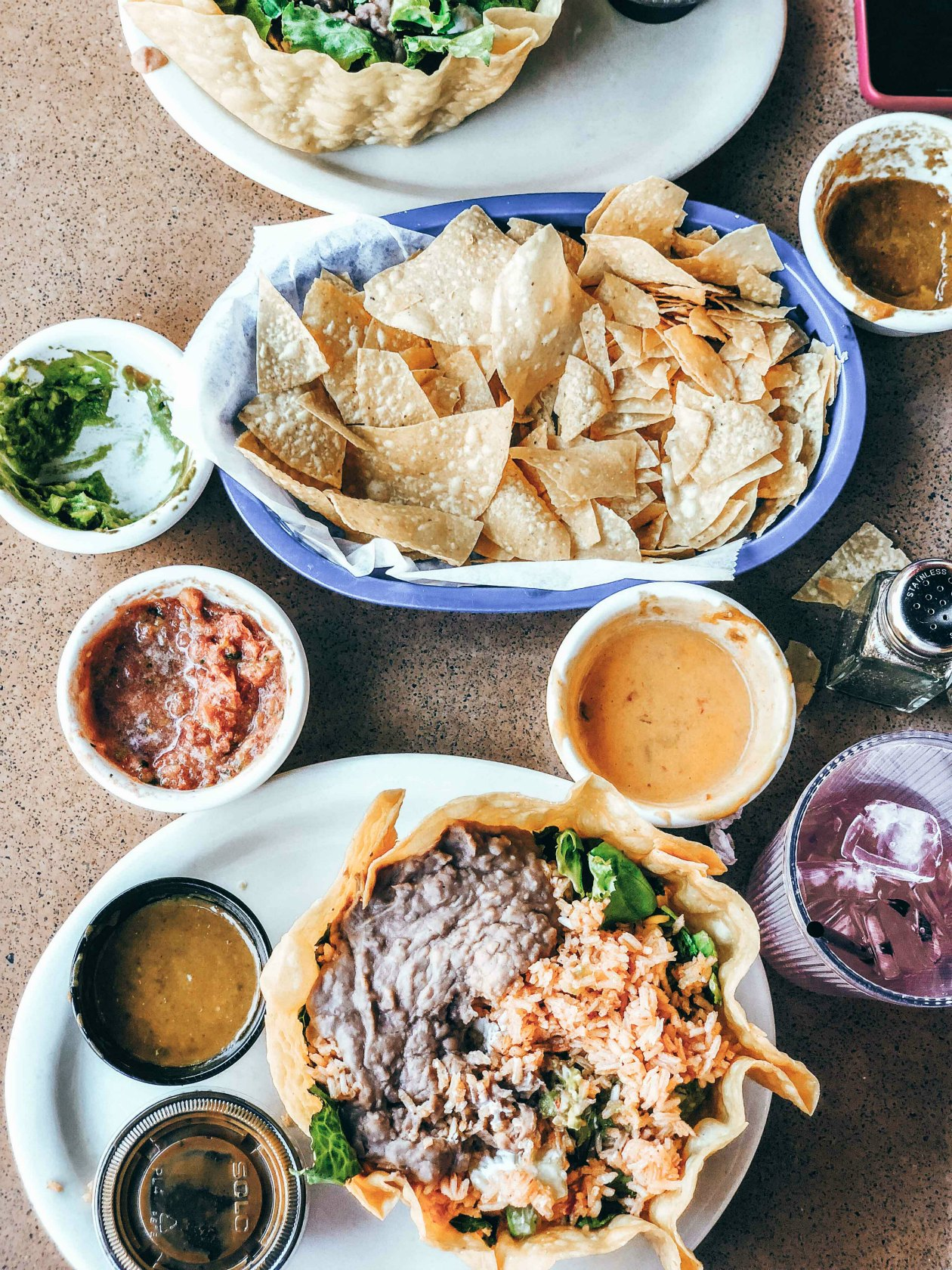Casa rio Restaurant Austin - A Day in Austin and San Antonio -Attractions, Where to Eat and What to Wear featured by popular Ohio travel blogger, Dreaming Loud