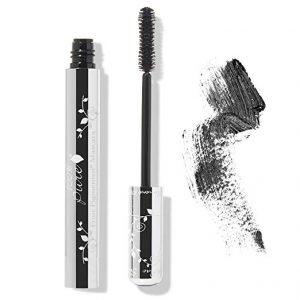 100% Pure Fruit Pigmented Ultra Lengthening Mascara, Black Tea review | Natural makeup products featured by popular US natural beauty blogger, Dreaming Loud