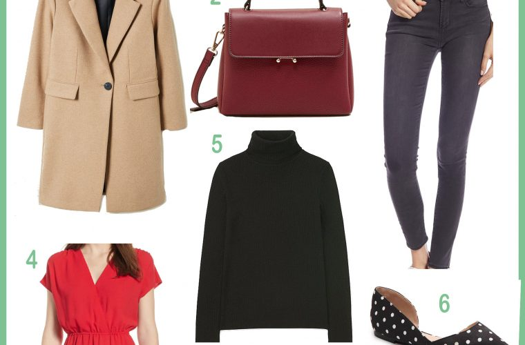 Weekly Affordable Finds-Fall Fashion | Top Fall Fashion Finds featured by popular Ohio modest fashion blogger, Dreaming Loud