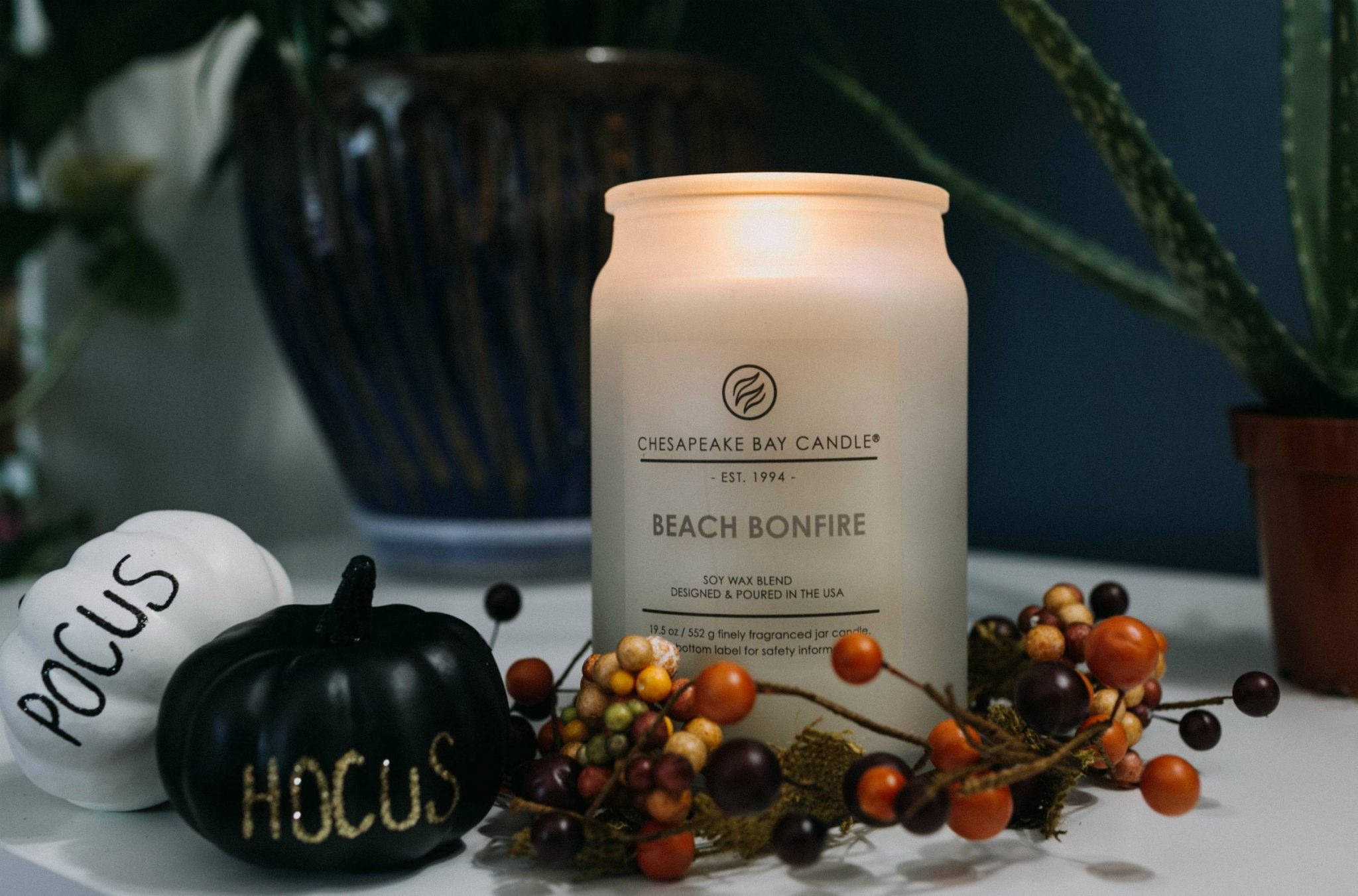 Chesapeake Bay Candle Heritage Collection Beach bonfire fragrance review