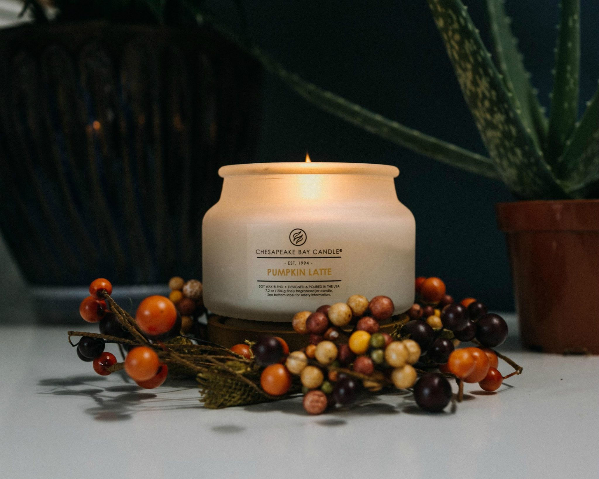 Chesapeake Bay Candle Heritage Collection Pumpkin Spice fragrance review