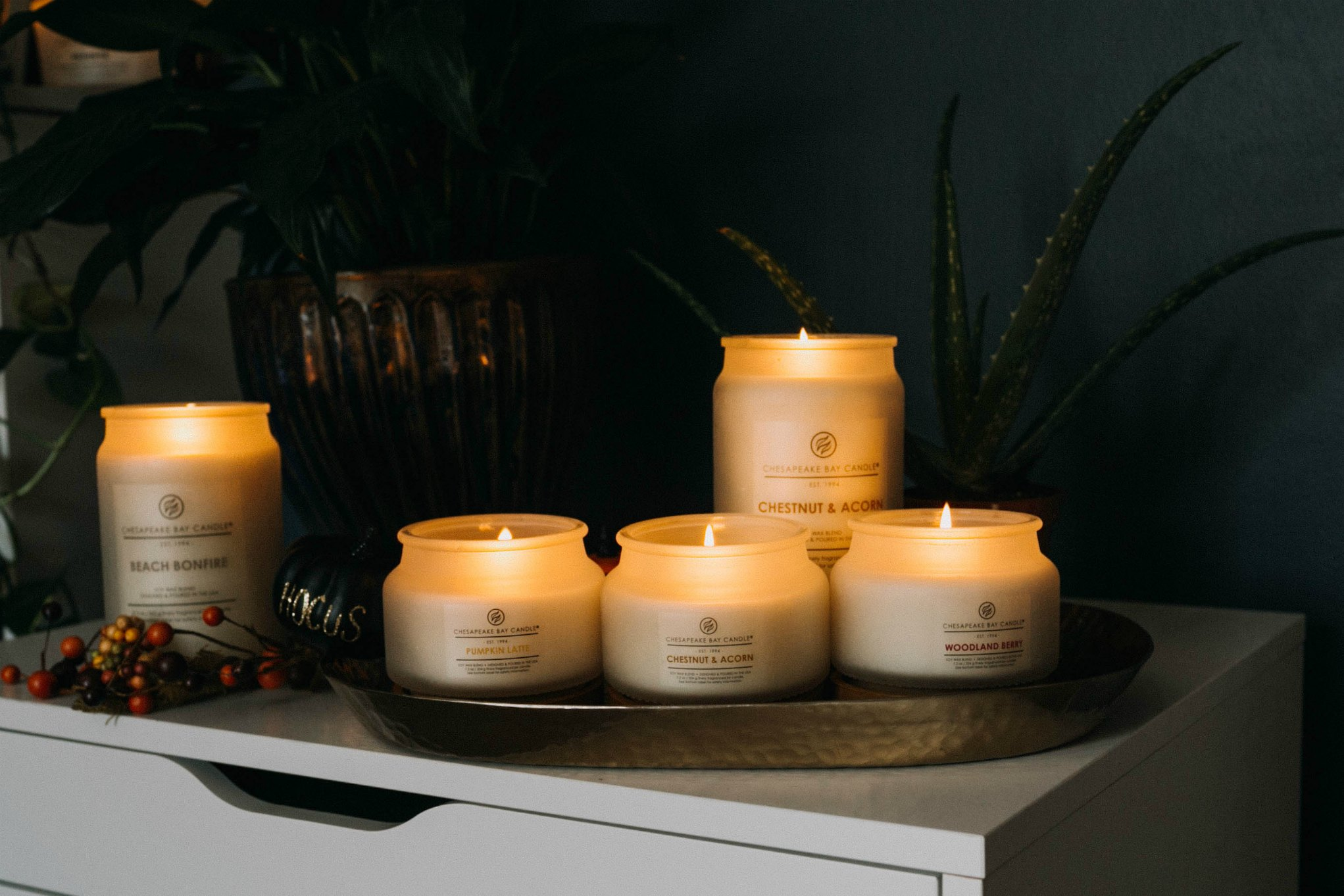 Chesapeake Bay Candles Heritage Collection For Fall