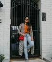 The Leopard Kimono Trend