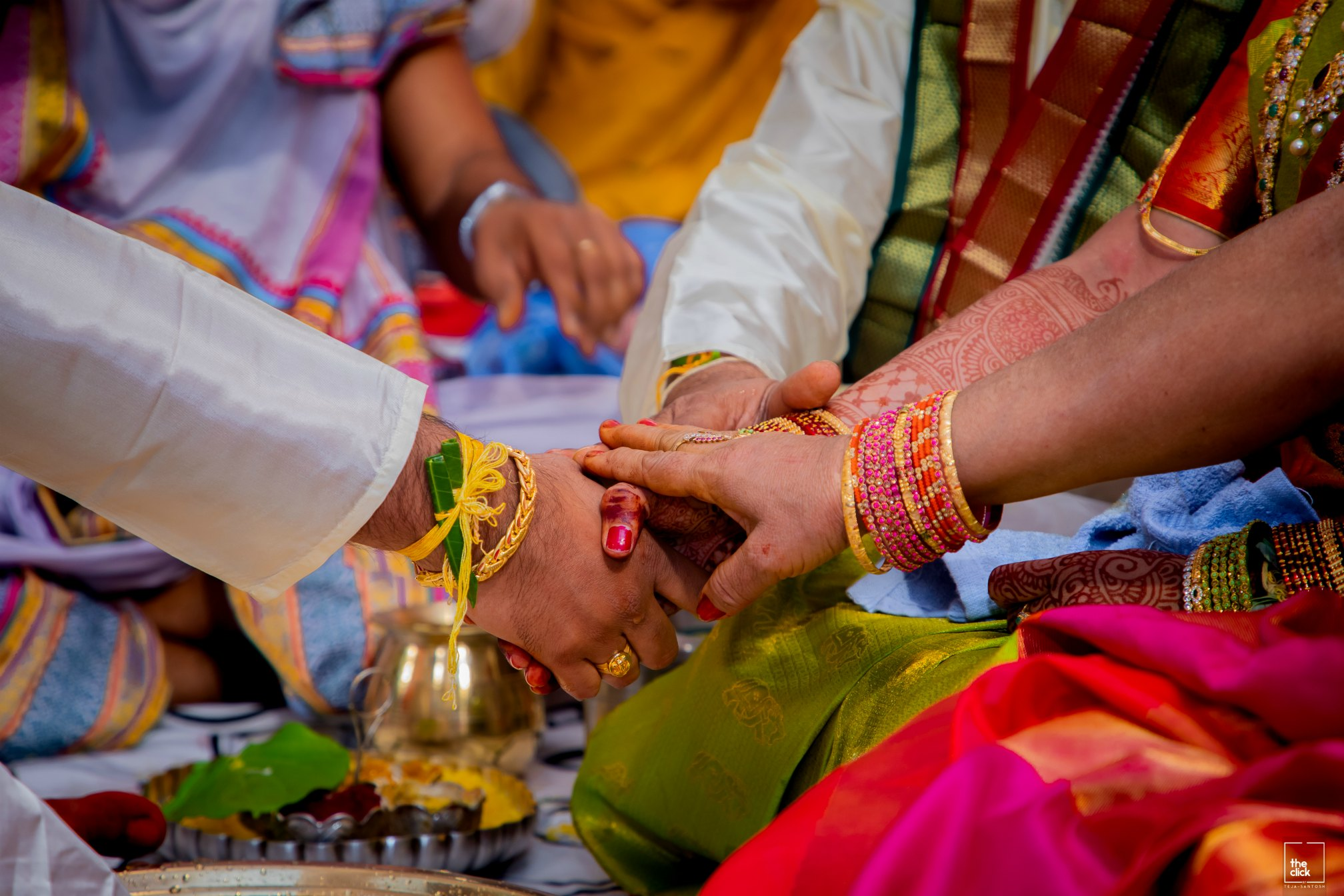 15 Hindu Telugu Rituals for your Traditional Indian Wedding Day featured by top US life and style blog, Dreaming Loud: Kanyadanam and Panigrahanam
