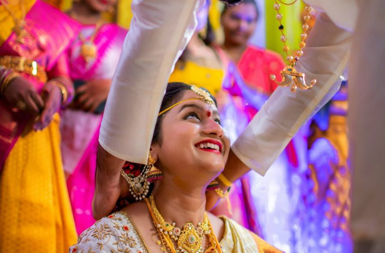 Meaning behind all telugu or hindu wedding rituals-Mangal Sutra Dharana