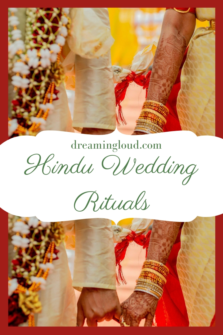 15 Hindu Telugu Rituals for your Traditional Indian Wedding Day featured by top US life and style blog, Dreaming Loud