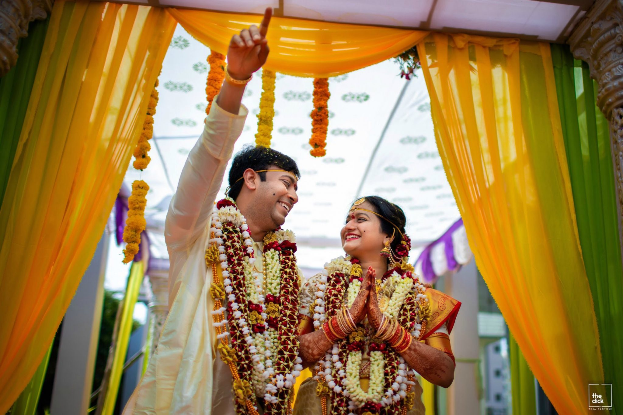 15 Hindu Telugu Rituals for your Traditional Indian Wedding Day featured by top US life and style blog, Dreaming Loud: Arundhati Nakshatram