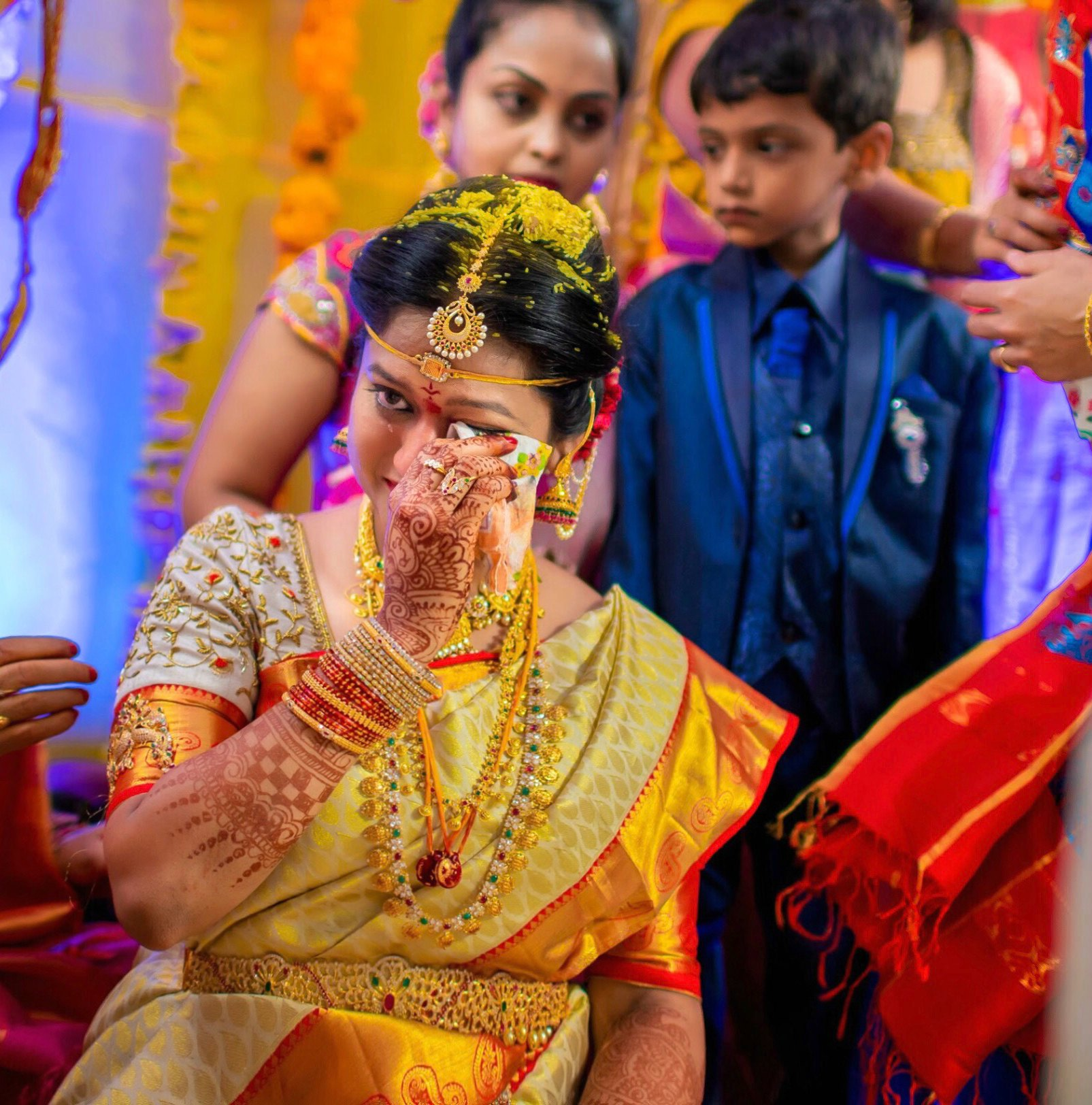 15 Hindu Telugu Rituals for your Traditional Indian Wedding Day featured by top US life and style blog, Dreaming Loud: Appagintalu