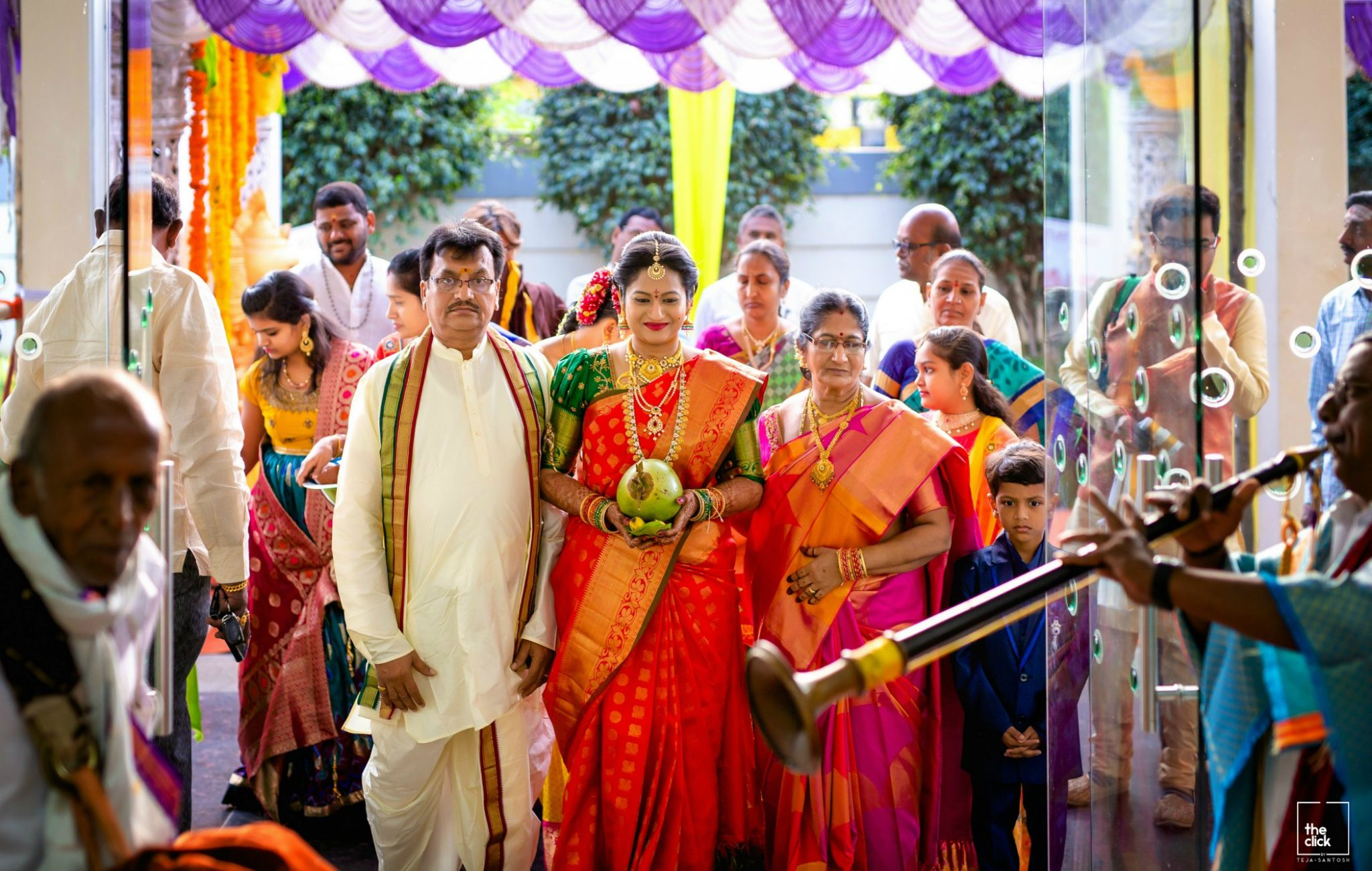 15 Traditional HIndu Telugu Rituals for your Wedding
