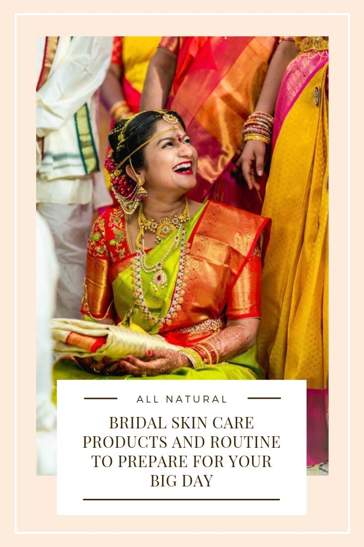 Best Natural Bridal Skin Care Products featured by top US green beauty blog, Dreaming Loud