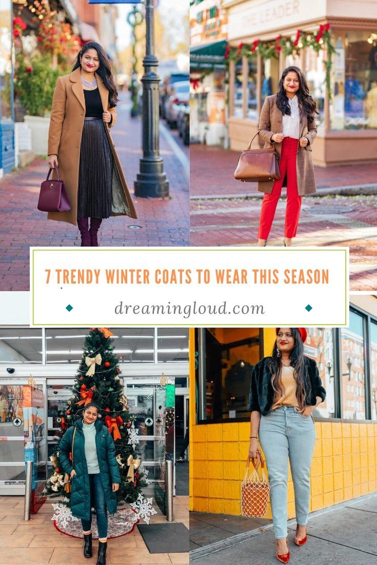 7 Cute Winter Coats For Women To Wear This Season Dreaming Loud