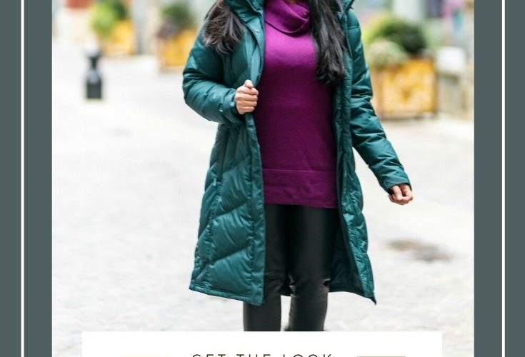 Patagonia Down with IT Parka styled by top US modest fashion blog, Dreaming Loud: My Favorite Winter Outfit with Patagonia Down IT Parka and Sorel Next Boots