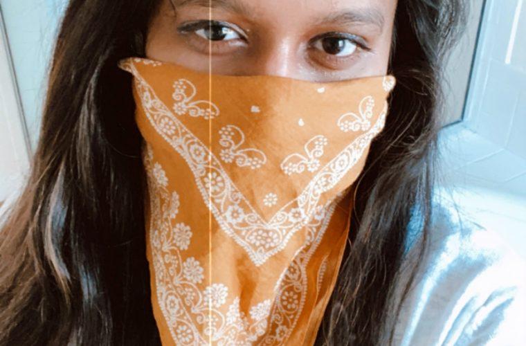 Wear Cloth masks to avoid spreading Corona Virus