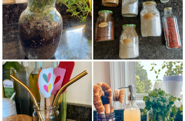 10 ways to repurpose empty glass jars and bottels 1