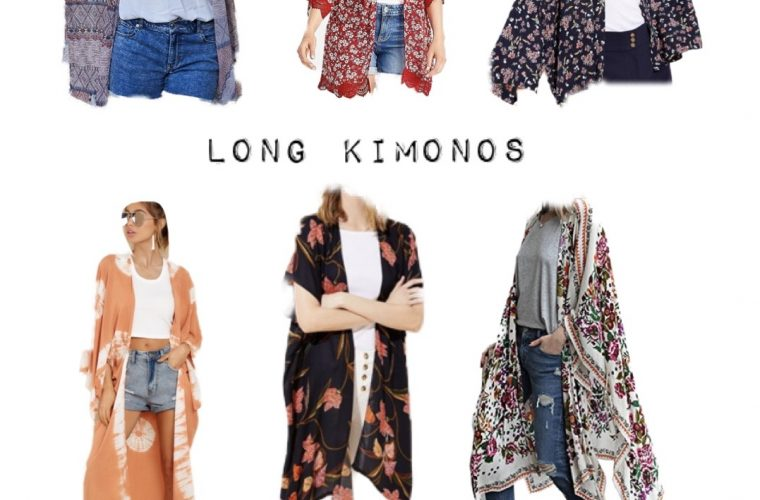 Best Summer Kimonos to Buy