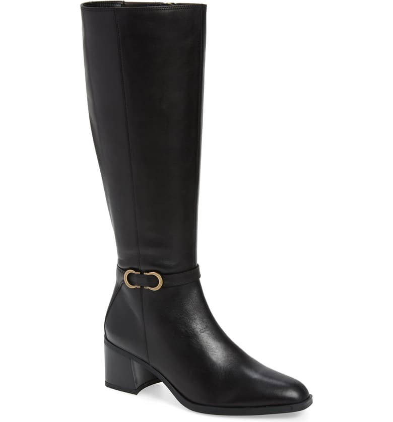 NATURALIZER Sterling Knee High Boot | Nordstrom Anniversary Sale by popular Maryland modest fashion blog, Dreaming Loud: image of Naturalizer riding boots.