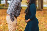 Fall Pregnancy Announcement by top Maryland life and style blogger, Dreaming Loud