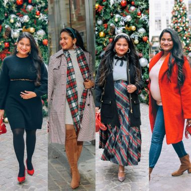 6 Comfy and Cute Holiday Outfit Ideas