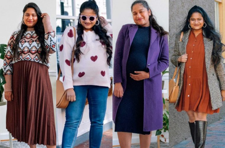Maternity Style-5 Cute Valentines day Outfit Ideas1