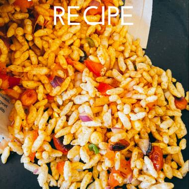 Jhal Muri Recipe | Marmaralu Masala | Murmuara