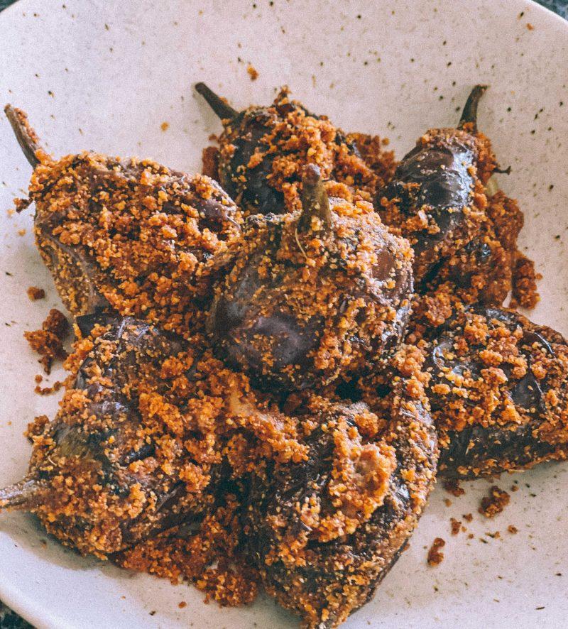 Gutti Vankaya Curry Recipe(Stuffed Eggplant Curry)
